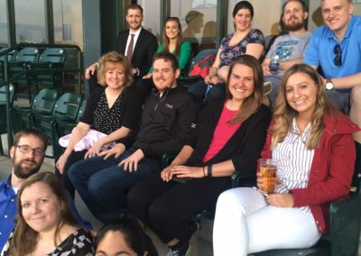 JAYP night at the Joliet Slammers suites