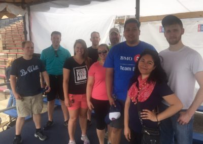 JAYP volunteers for Relay for Life w/ American Cancer Society