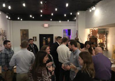 JAYP Social Event at Elder Brewing