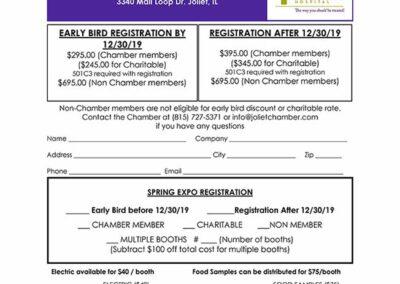 2020 EXPO Exhibitor Registration Form web